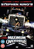 Maximum Overdrive [DVD]
