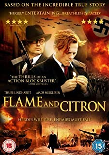 Flammen & Citronen [Region 2] by Mads Mikkelsen