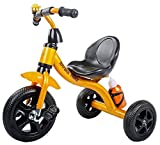 GoodLuck Baybee - Children Plug and Play Pyroar Character Tricycle Kid's for 2