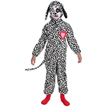 Llopis  - Disfraz infantil dálmata corazón t-3