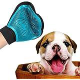 Xing Ruiying Fellpflege Handschuh Tierhaar-Entferner, Fellpflege / Reinigen / Massage für Hund / Katze / Hase