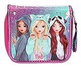 Depesche 10152 Portemonnaie Topmodel Friends, Pink, Bunt