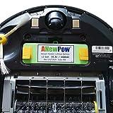 iRobot Roomba Lithium-Ionen-Akku (Li-Ion) 4400mAh passend zu allen iRobot Roomba 500er, 600er, 700er, 800er Serien - 9