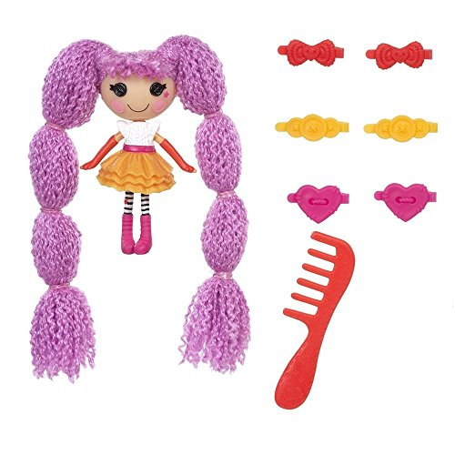 Mini Lalaloopsy Loopy Hair Puppe – Peanut Big Top