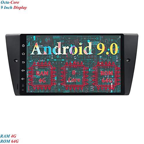XISEDO 9 Pulgadas Android 9.0 Autoradio 8-Core RAM 4G ROM 64G GPS...