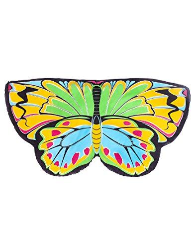 DREAMY DRESS-UPS 63093Goliath Troides alas para niña (Talla única)