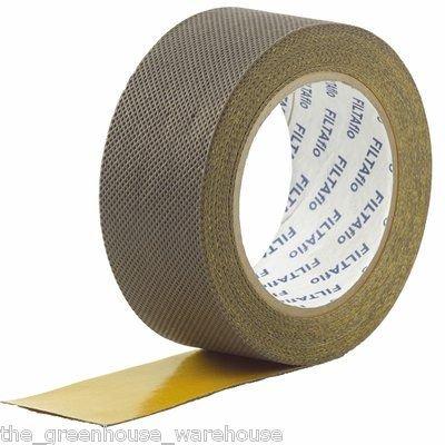 AntiDUST® breather tape für Polycarbonat-Platten - 10 m Rolle, 25 mm breit