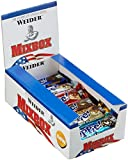 Weider Yippie! 12 x 70g Riegel, Offizielle Mix-Box  | 6 Schokoladenschichten