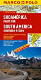 South America South Marco Polo Map (Marco Polo Maps (Multilingual))