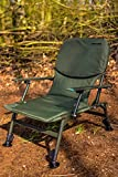 Best Fishing Chairs - Carptrix Superior Arm Chair, Adjustable Legs with Mud Review