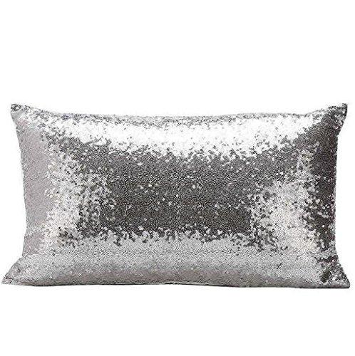 sannysis-funda-de-cojin-almohada-decoracion-lentejuelas-30-x-50cm-plata