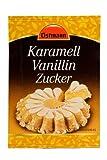 Ostmann Karamell - Vanillinzucker, 5er Pack (5 x 24 g)