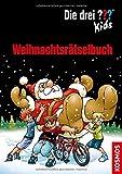 Die drei ??? Kids Weihnachtsrätselbuch - Ulf Blanck, Boris Pfeiffer