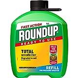 Roundup Pompe à action rapide 'n' Go Désherbant 5litres recharge