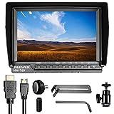 Neewer NW-760 - Campo Monitor Ultrafina 7' IPS Pantalla 1080P Full HD 1920x1200 Apoyo 4K HDMI de Entrada con Histograma, Focus Assist, Sobreexposición Prompting para Cámara DSLR