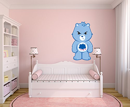 angry-bear-wallart-certified-freak-55-x-100-cm