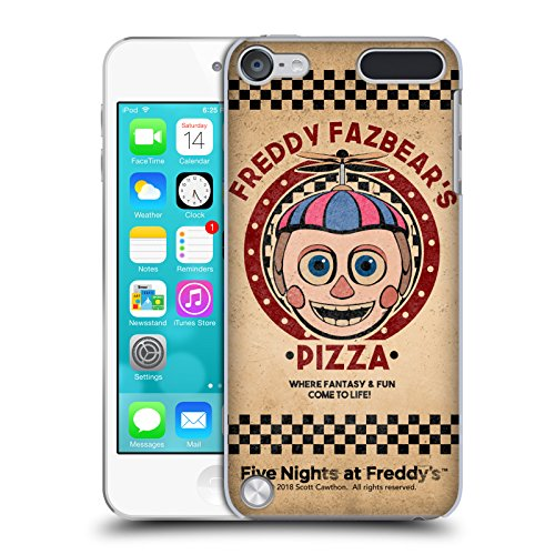 Official Five Nights At Freddy's Balloon Boy Freddy Fazbear's Pizza Hard Back Case for Touch 5th Gen / Touch 6th Gen