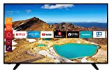Telefunken XU58G521 147 cm (58 Zoll) Fernseher (4K Ultra HD, Triple Tuner, Smart TV, HDR10, Prime Video, Works with Alexa)