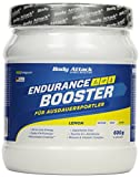 Body Attack Endurance Booster, Lemon/Zitrone, 1er Pack (1x 600g)