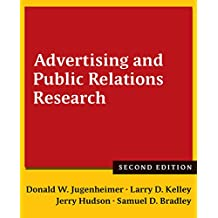 Advertising and Public Relations Research (English Edition)