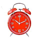 Alarm Clock Quiet Silent Quartz Vintage Nostalgia Bedside - Best Reviews Guide
