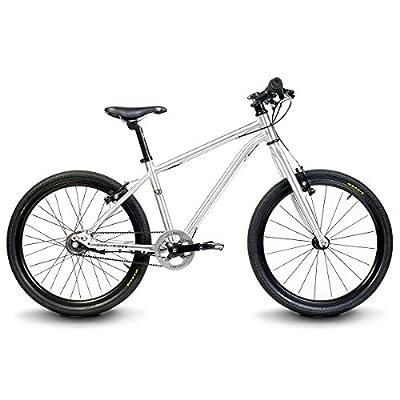 """Early Rider Belter 20 Urban 3 Kinder Fahrrad 20"""" Aluminium silber 6-8 Jahre, ER0111"""