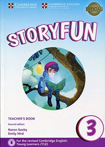 Storyfun 3 Teacher's Book with Audio Second Edition