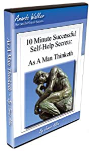 As A Man Thinketh DVD! by James Allen (A Self-Help DVD That Includes E books, Audio and Video With Powerpoint Presentation)