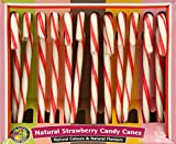 Natural Candy Shop Cane Cradle Strawberry 168 g (Pack of 3)