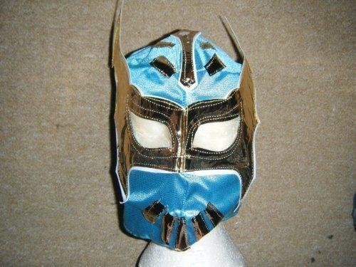 Sin Cara Kinder Maske-Reißverschluss bis (Wrestler Cara Sin)