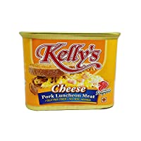 Kelly's Pork Luncheon Meat Cheese - 340g