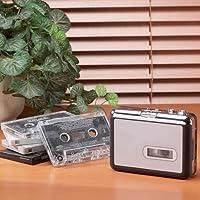 Safield - Conversor portátil con USB de casete a MP3