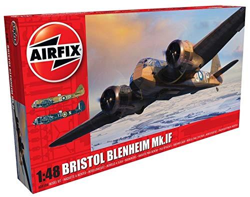 Airfix A09186 - Modell Multi, Maßstab 1:48
