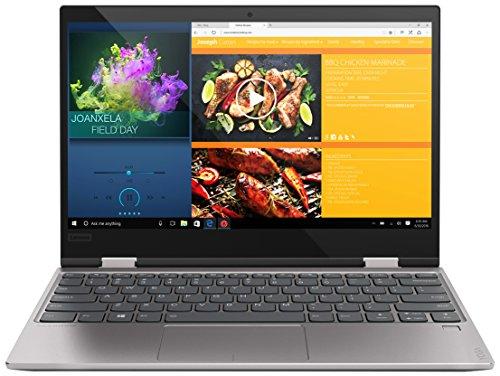 Lenovo Yoga 720 31,8 cm (12,5 Zoll Full HD IPS Touch) Convertible Laptop (Intel Core i7-7500U, 8GB RAM, 512GB SSD, Intel HD Grafik 620, Windows 10 Home) silber Ultra-portable Notebook-fällen