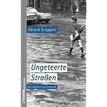 Ungeteerte Straßen: Gedichte (German Edition)