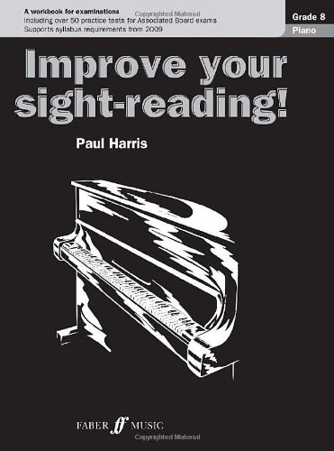 Piano: Grade 8 (Improve Your Sight-Reading!)