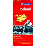 Iceland National Map 750 2016