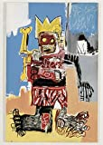 Jean-Michel Basquiat – Untitled 1982 (Figure with Crown) Poster Drucken (14,94 x 20,96 cm)