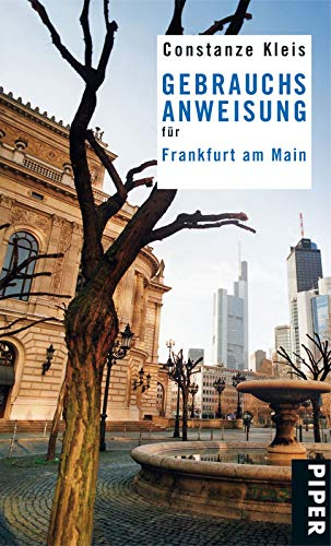 Image of Gebrauchsanweisung für Frankfurt am Main