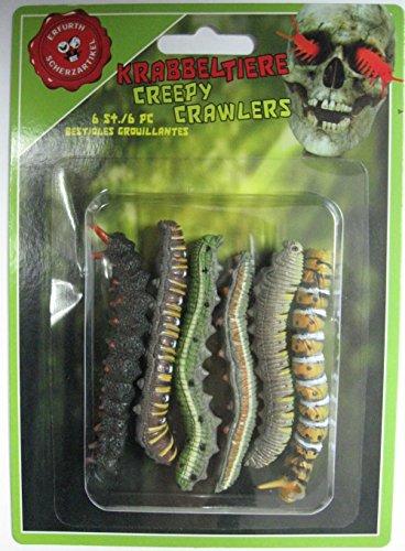 rtiert) (Die Halloween-caterpillar)