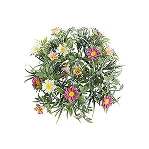 Flora-Seta GmbH künstlicher Blütenkranz (24 cm)