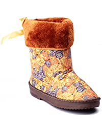 Willywinkies Girls Boots - Brown Color - 8106