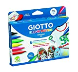 Giotto 4948 00 Decor Fasermaler, 2,3 x 19 x 16 cm