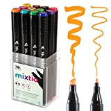 Alcohol Based Markers - 12 Colour Marker Set - Best Reviews Guide