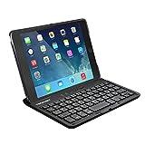 iPad Mini 4 Bluetooth Tastatur, TeckNet Drahtlose Tastatur Keyboard Case / Hülle mit 360 Grad-Umdrehung und Multi-Angle Stehen für Apple iPad Mini 4 - 2014