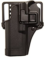 Blackhawk! CQC Serpa Holster H&K P8 USP, Black, Right Schwarz