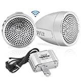 Best Pyle Mp3 Player For Cars - Pyle PLMCA62BT 600w Motorcycle Bike Bluetooth WeatherProof Speakers Review