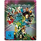 Suicide Squad Limited Steelbook Edition (Blu-ray + UV Copy) Blu-ray