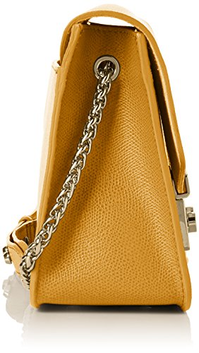 FURLA - Metropolis S Shoulder Bag, Borse a Tracolla Donna Yellow (Zafferano B)