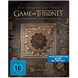 Game of Thrones - Staffel 5 - Steelbook